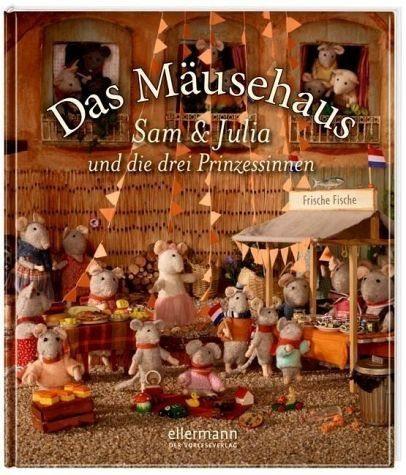 Gebundenes Buch »Das Mäusehaus. Sam & Julia und die drei...«