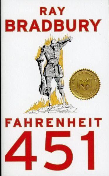 Broschiertes Buch »Fahrenheit 451«