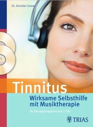 Broschiertes Buch »Tinnitus: Wirksame Selbsthilfe mit Musiktherapie«