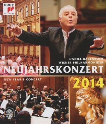 Blu-ray »Wiener Philharmoniker - Neujahrskonzert 2014«