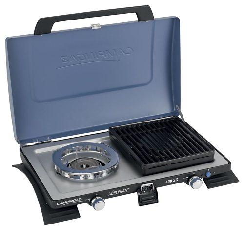 Campingaz Kocher »400 SG Gaskocher« in blau/schwarz