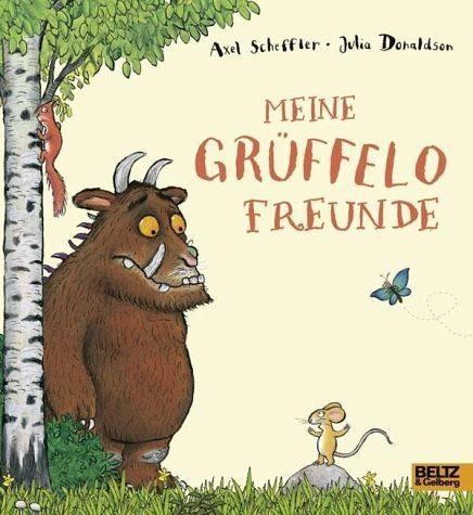 Broschiertes Buch »Der Grüffelo. Meine Grüffelo-Freunde«