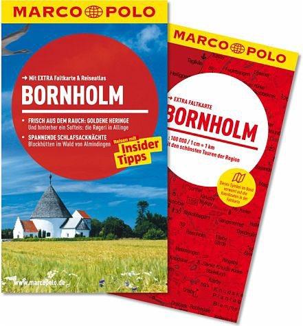 Broschiertes Buch »MARCO POLO Reiseführer Bornholm«