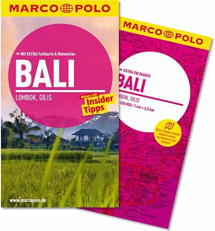 Broschiertes Buch »MARCO POLO Reiseführer Bali, Lombok, Gilis«