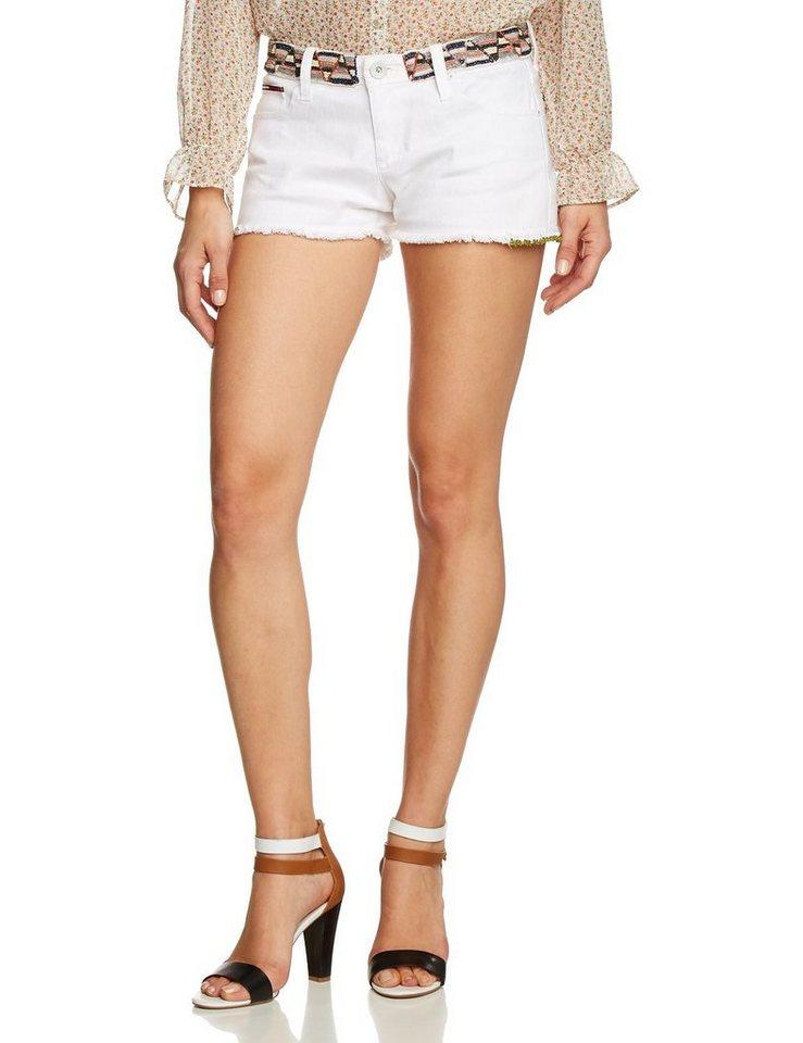 Hilfiger Denim Shorts »Rosie short RE SSTTB« in White