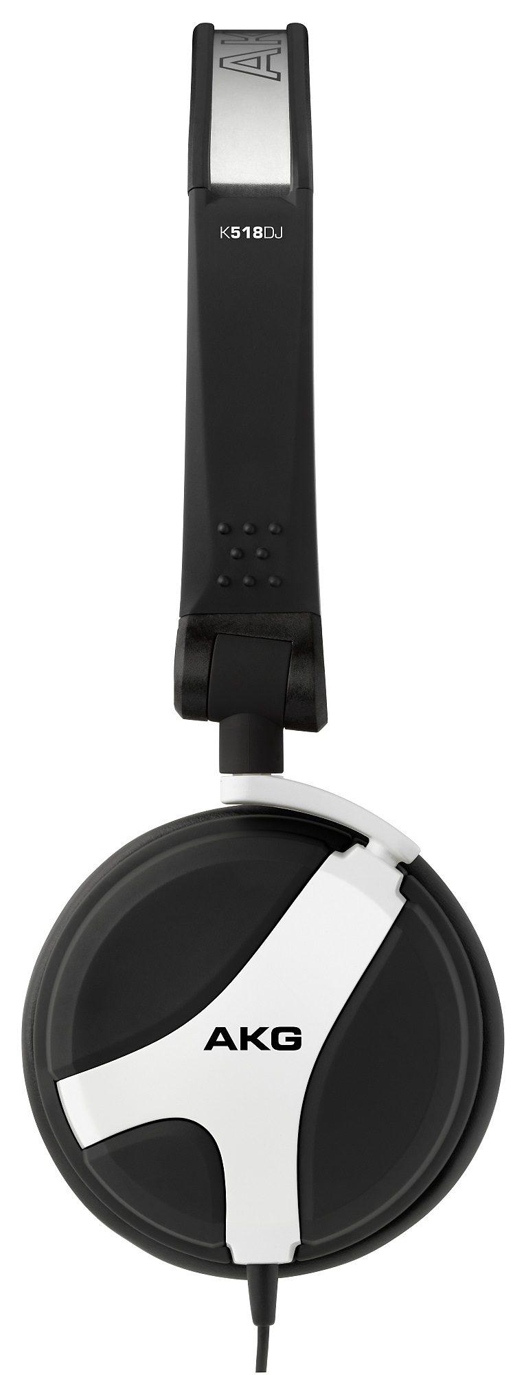 AKG Mini DJ Kopfhörer »K 518 DJ«