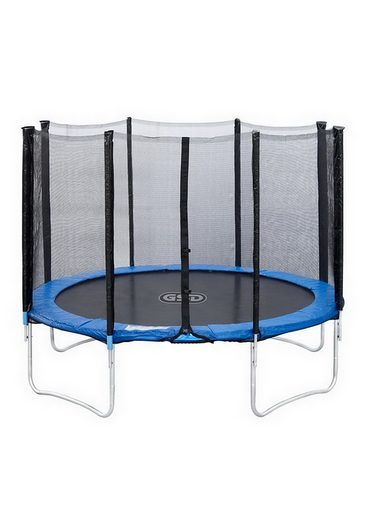 joka fit trampolin mit regenabdeckung 426 cm otto. Black Bedroom Furniture Sets. Home Design Ideas