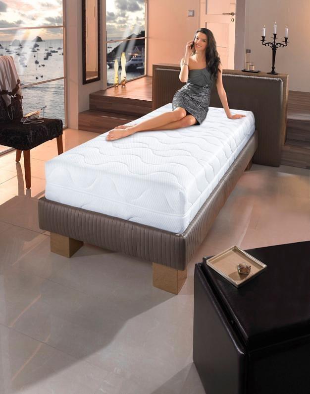 Komfortschaummatratze 6 Sterne Ks Beco 30 Cm Hoch Raumgewicht 30 9 Perfekt Wirkende Liegezonen Extra Hoch Online Kaufen Otto