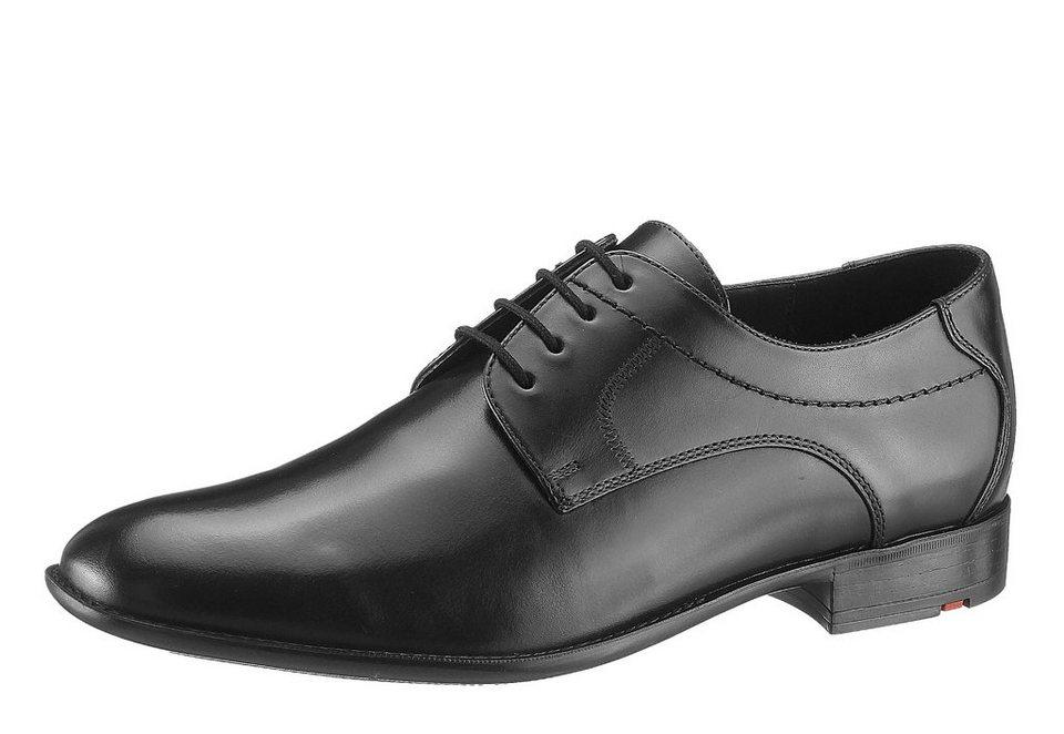 LLOYD Business Schnürschuh »Garvin« in schwarz