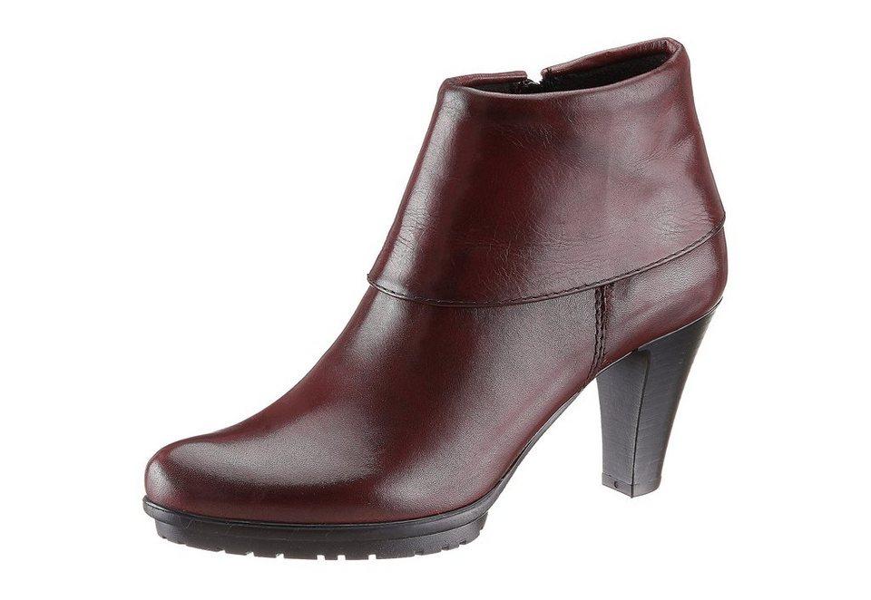 Tamaris »Carmen« Ankleboots in bordeaux