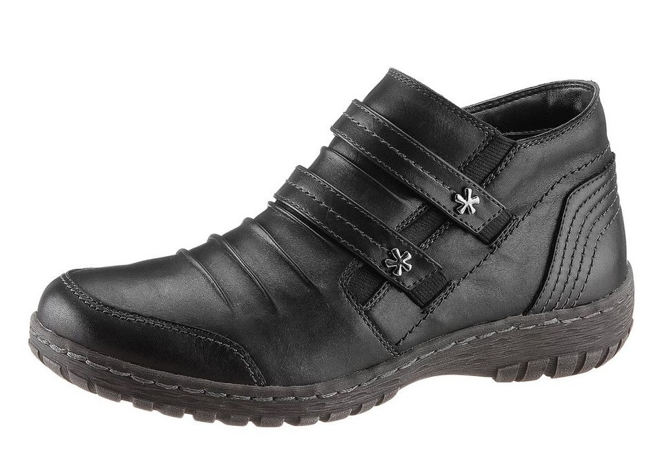 Hush Puppies Boots in schwarz