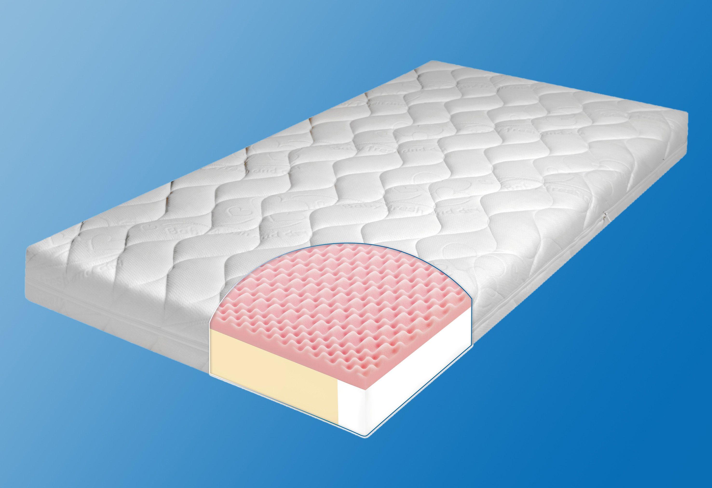 Matratze für Babys & Kleinkinder, »Air Wave«, Zöllner, 10 cm hoch