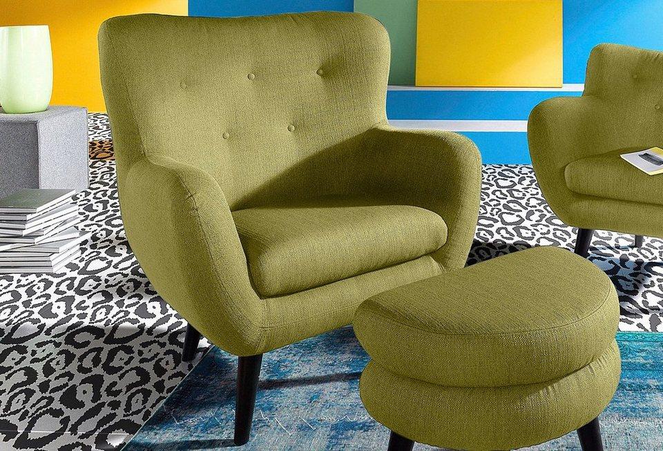INOSIGN Loungesessel im Retro-Style online kaufen | OTTO