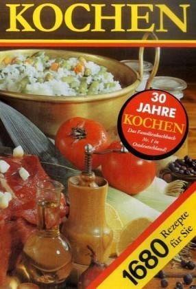 Gebundenes Buch »Kochen. 1680 Rezepte für Sie«
