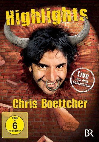 DVD »Chris Boettcher - Highlights (Live aus dem...«