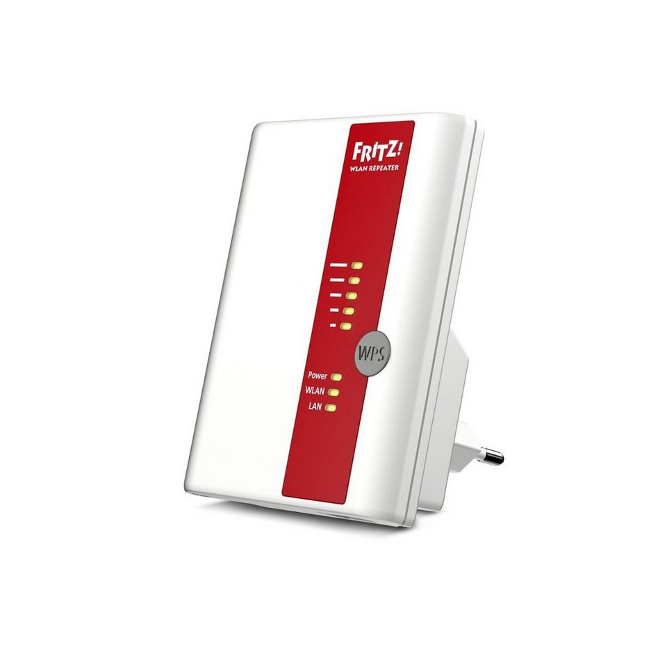 AVM WLAN-Repeater »FRITZ!WLAN Repeater 450E« in Weiß