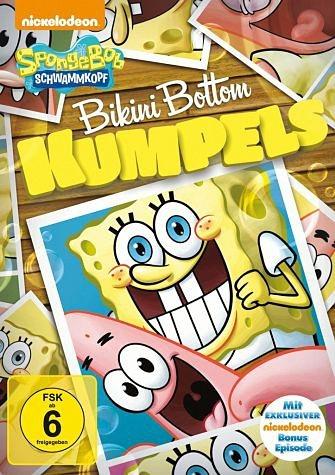 DVD »SpongeBob Schwammkopf - Bikini Bottom Kumpels«