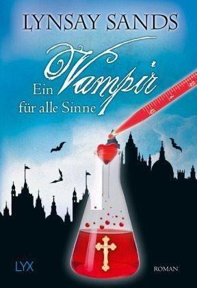 Broschiertes Buch »Ein Vampir für alle Sinne / Argeneau Bd.17«