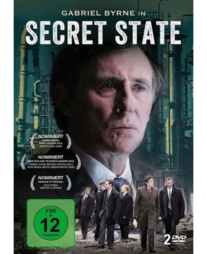 DVD »Secret State (2 Discs)«