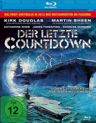 Blu-ray »Der letzte Countdown (restaurierte Fassung)«