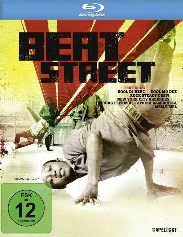 Blu-ray »Beat Street«
