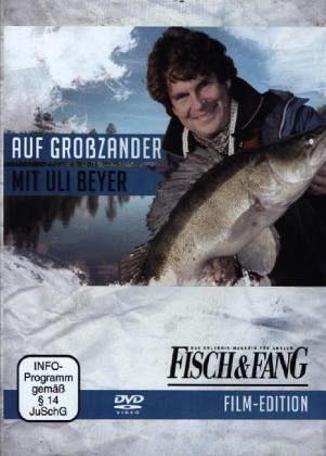 DVD »Auf Großzander mit Uli Beyer, 1 DVD«