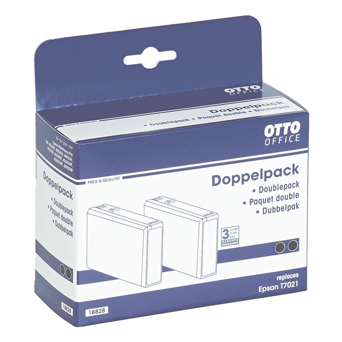 OTTO Office Doppelpack Tintenpatronen ersetzt Epson »T7021«