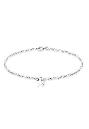 Elli Armband »Stern Silber«