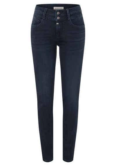 TIMEZONE Slim-fit-Jeans »Slim EnyaTZ Womenshape« aus Baumwolle