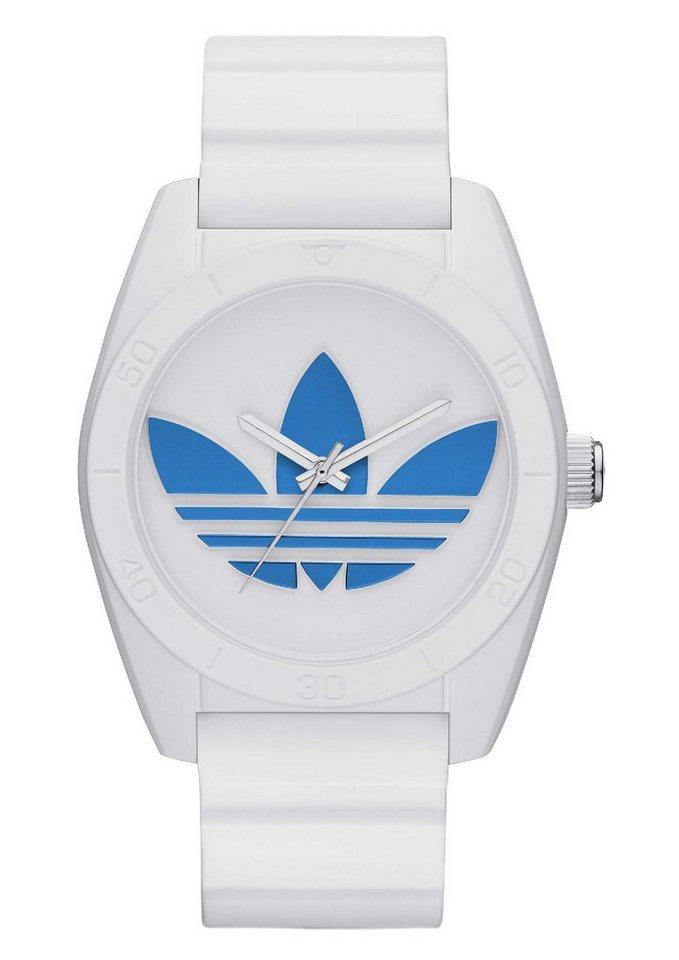 adidas Originals Quarzuhr »SANTIAGO, ADH2921« in weiß
