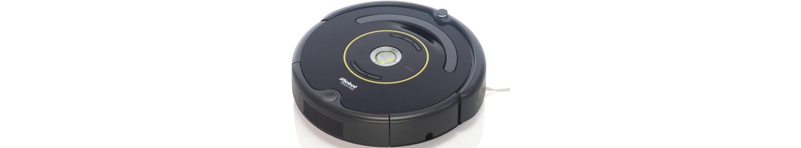 iRobot Staubsaug-Roboter Roomba 650, beutellos