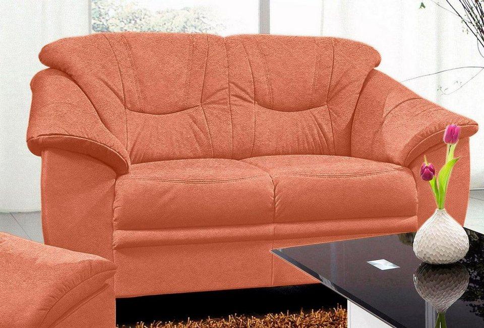 Sit&More 2-Sitzer in terrakotta
