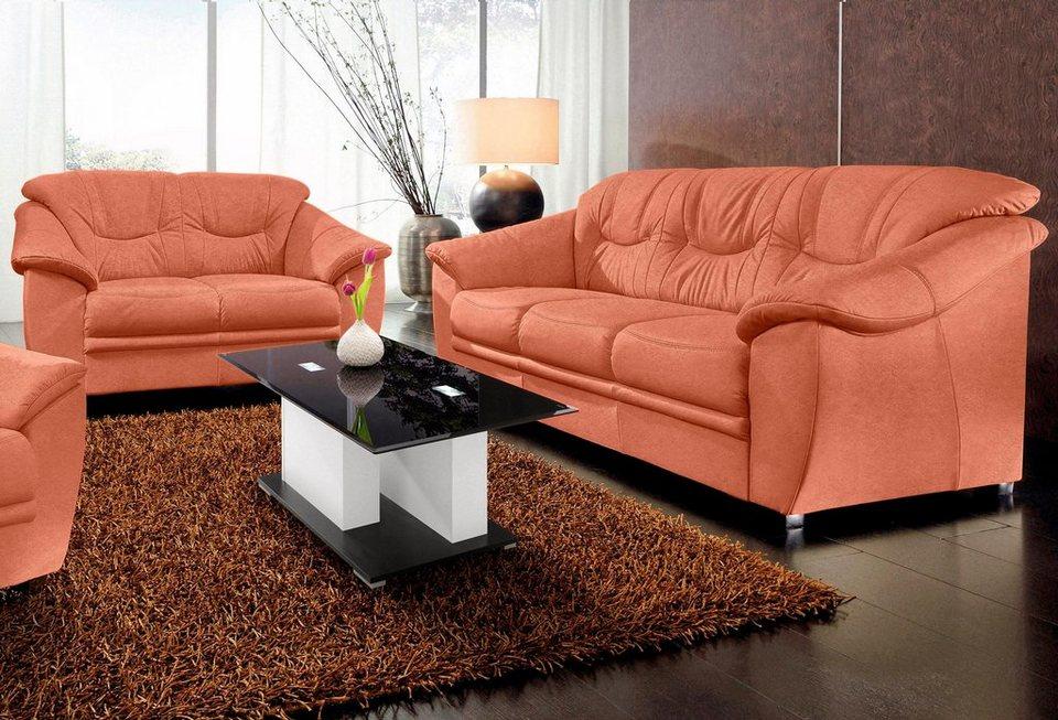 Leder Couchgarnitur Ledergarnitur Kaufen