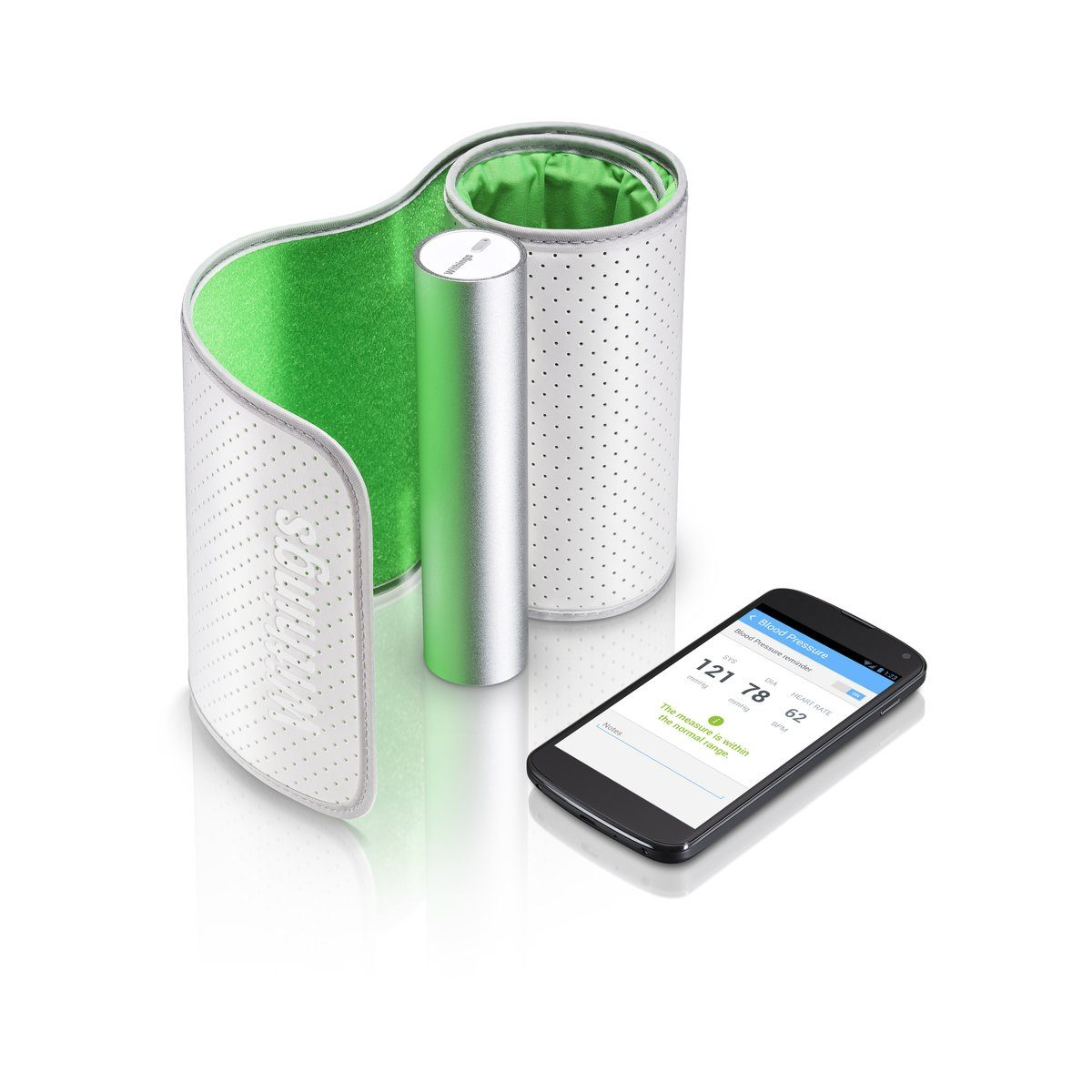 Withings Blutdruckmessgerät »Wireless Blood Pressure Monitor«