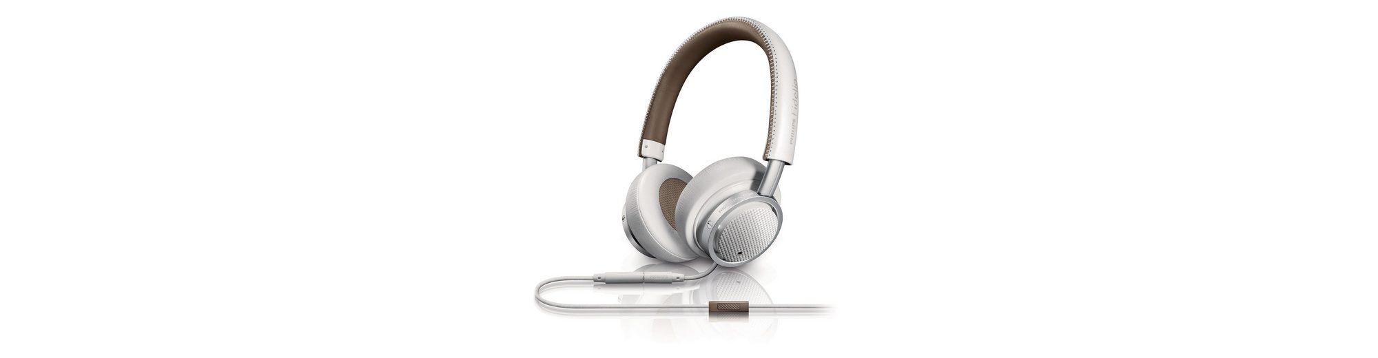 Philips Fidelio Bluetooth Headset »M1/00 weiss«