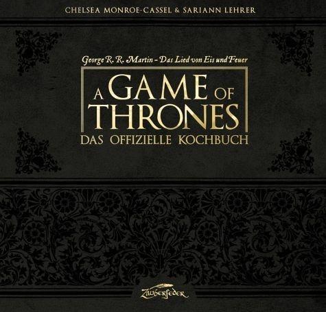 Gebundenes Buch »A Game of Thrones - Das offizielle Kochbuch«
