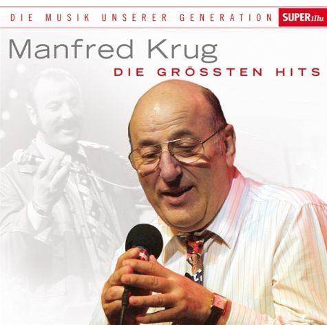 Audio CD »Manfred Krug: Musik Unserer Generation-Die...«