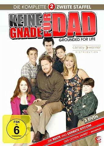 DVD »Keine Gnade für Dad - Die komplette 2. Staffel...«