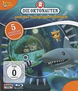Blu-ray »Die Oktonauten... und der hungrige Pilotfisch«