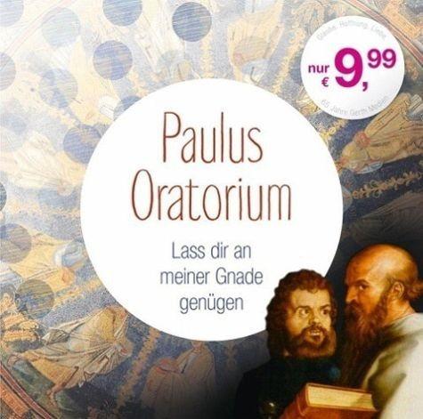 Audio CD »Siegfried Fietz: Paulus Oratorium«