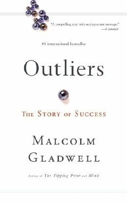 Broschiertes Buch »Outliers«