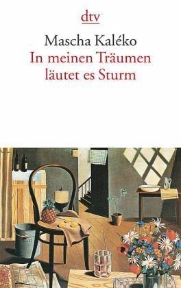 Broschiertes Buch »In meinen Träumen läutet es Sturm«
