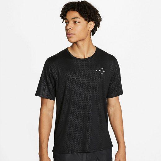 Nike Laufshirt »Miler Run Division Short-sleeve Top«