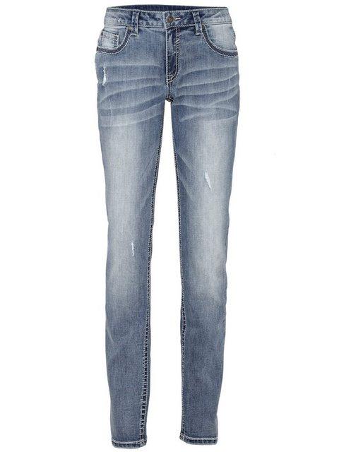 Hosen - B.C. BEST CONNECTIONS by Heine Boyfriend Jeans Boyfriend Style › blau  - Onlineshop OTTO