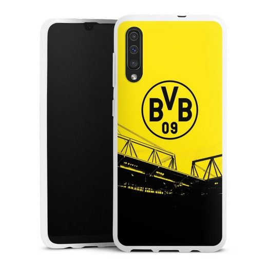 DeinDesign Handyhülle »Stadion Schwarz-Gelb - BVB« Samsung Galaxy A30s, Hülle Borussia Dortmund BVB Fanartikel