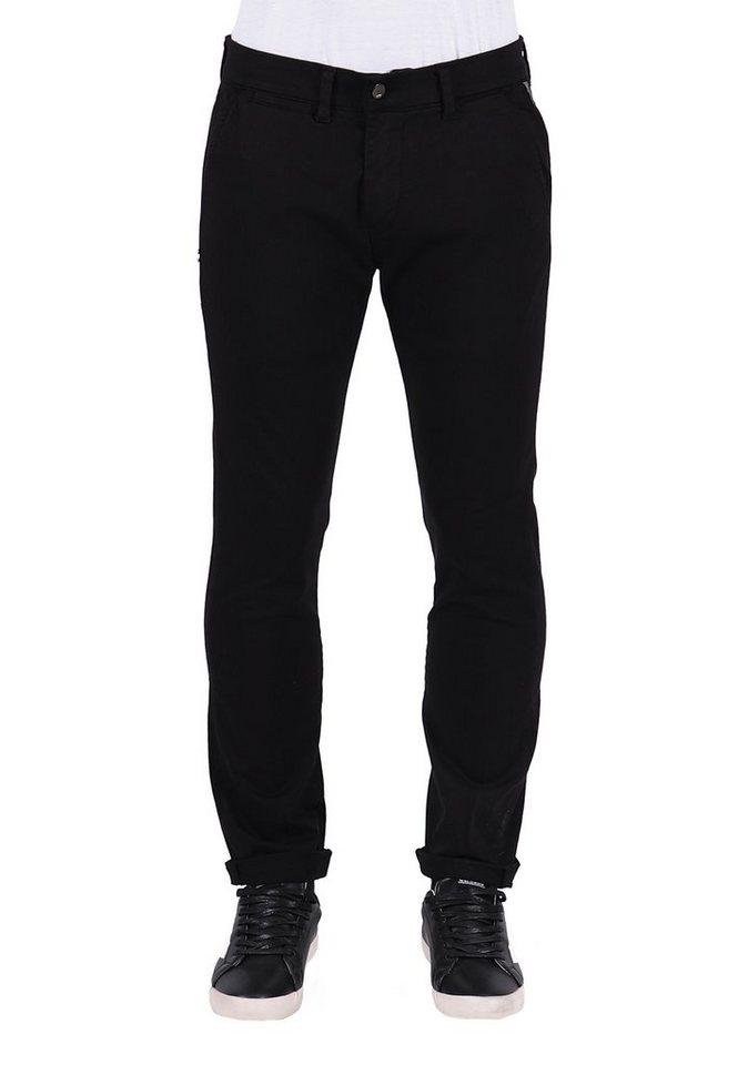 le temps des cerises -  Stoffhose »Pantalon JAS3« mit Taschen