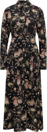 Mavi Maxikleid »PRINTED DRESS« mit stylischen Blumenmuster