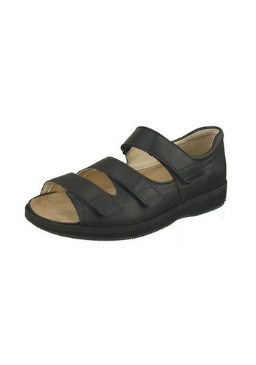 Natural Feet »Marokko« Sandale mit anpassbarer Laufsohle