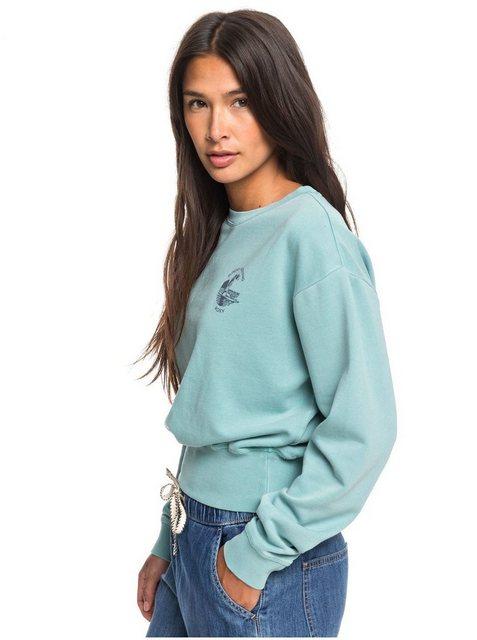 Roxy Fleeceshirt »Radio Silence A« | Bekleidung > Sweatshirts & -jacken > Fleeceshirts | Roxy