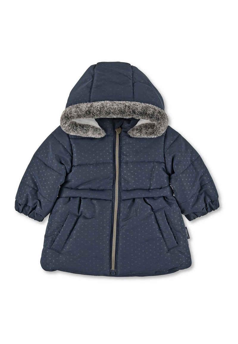 Sterntaler® Winterjacke »Baby-Jacke« (1-St) waschbar